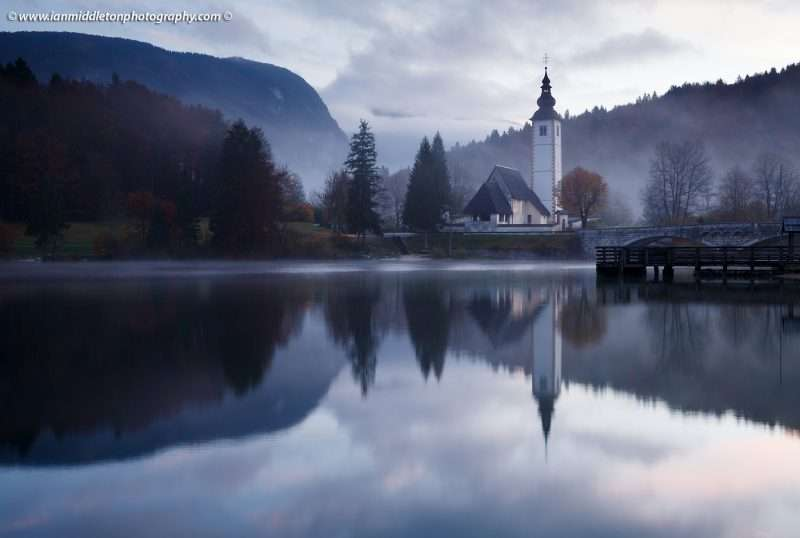 Lake Bohinj Photography Workshops