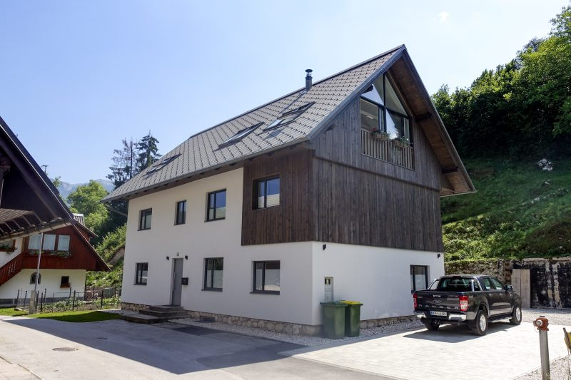 Beautiful holiday apartments in Stara Fužina, Lake Bohinj