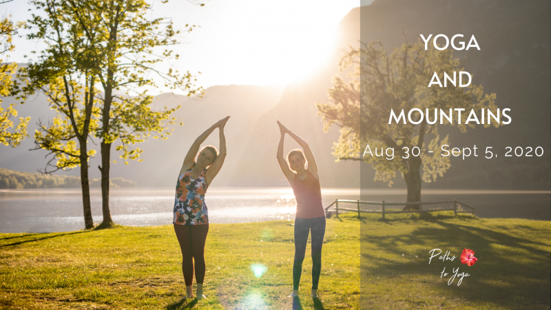 Yoga Retreat at Lake Bohinj