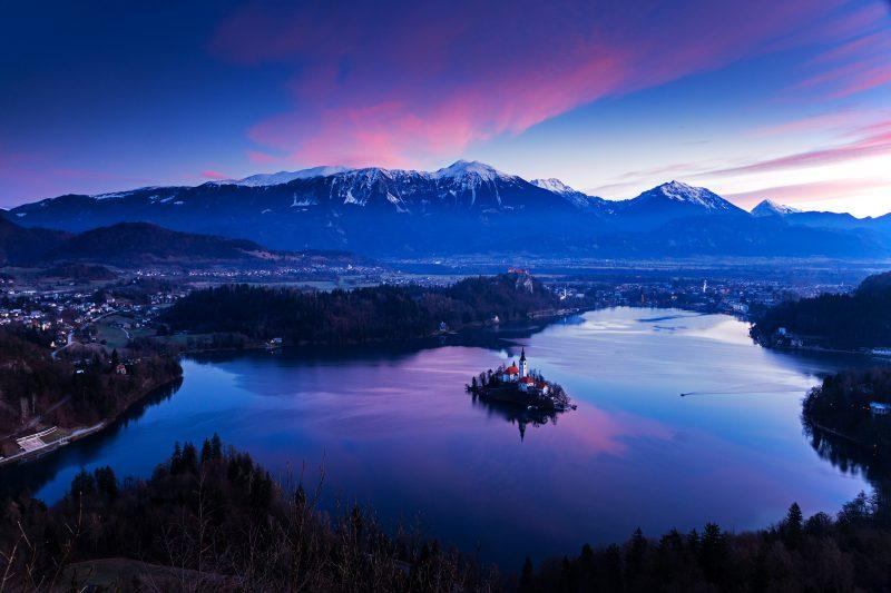 Lake Bled Photography Workshop
