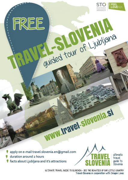 FREE GUIDED TOUR OF LJUBLJANA