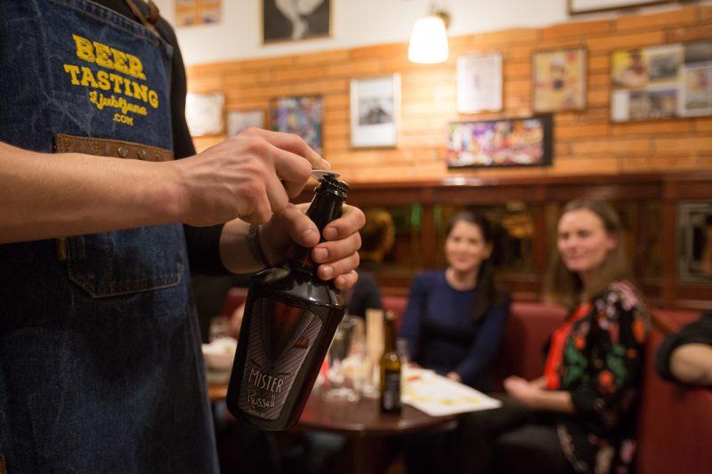 Craft Beer Tasting in Ljubljana
