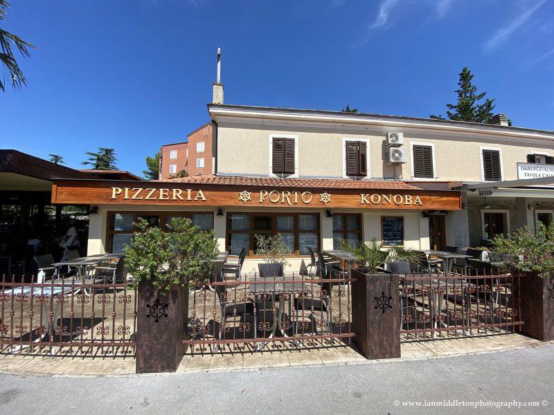 Pizzeria Porto Konoba – Portoroz