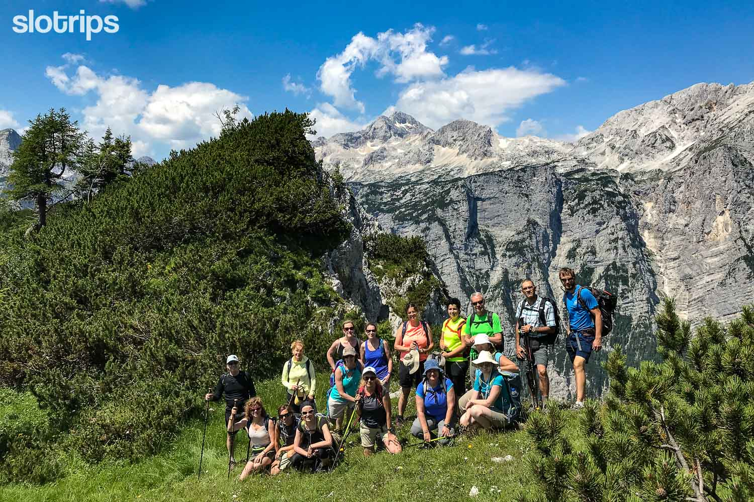Best walks in the Alps with Slotrips
