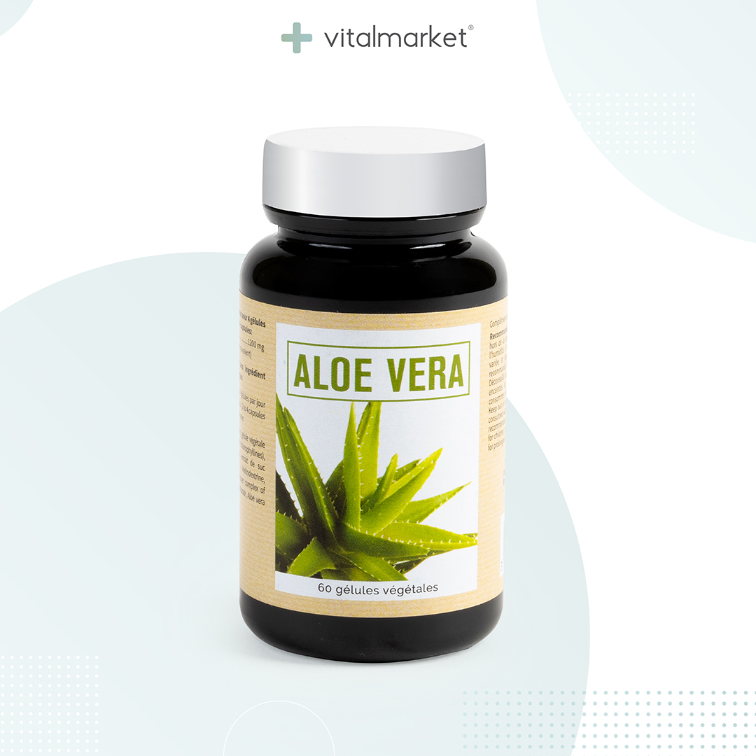 Aloe vera to buy at Vitalmarket.