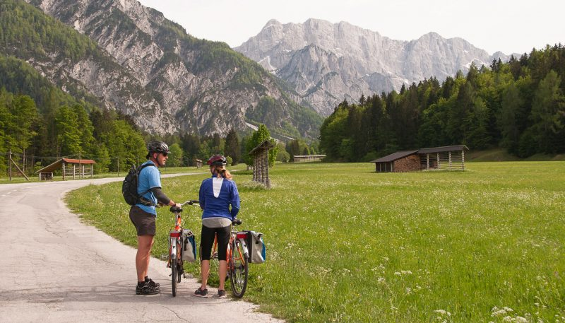Pearls of Slovenia self-guided cycling holiday