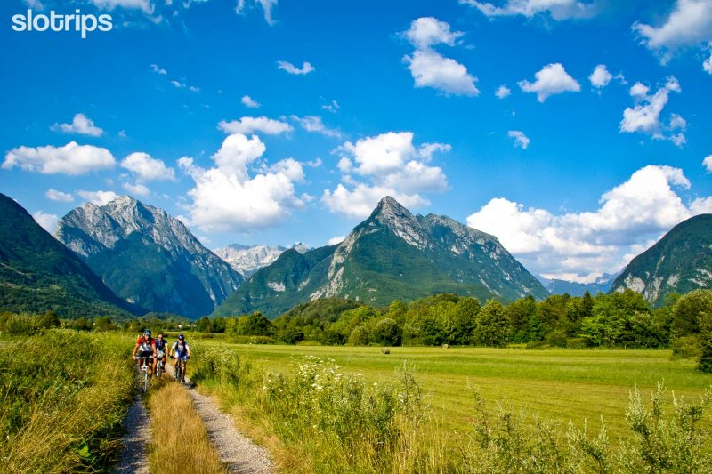 Hiking and Biking the Alpe Adria Trail