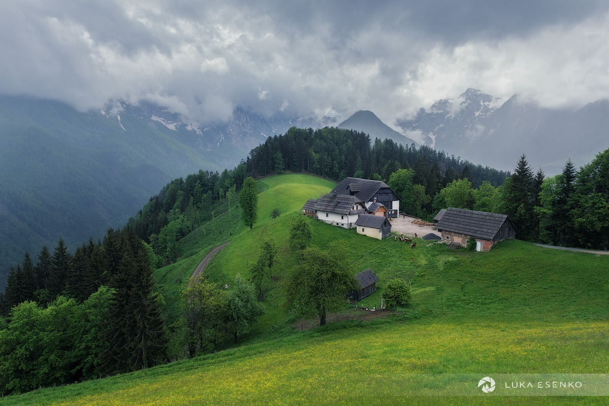 Slovenia in spring