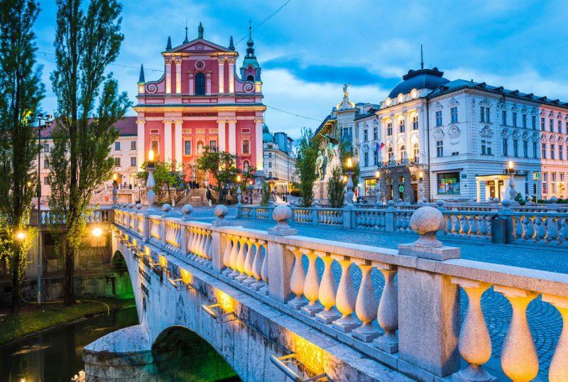 SLOVENIA AND CROATIA EXPLORER